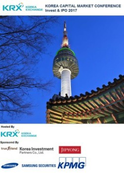 Korea Capital Market Conference - Invest & IPO (Los Angeles, 2017) - Cover