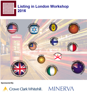 Listing in London Workshop (KL 2016) - event cover photo