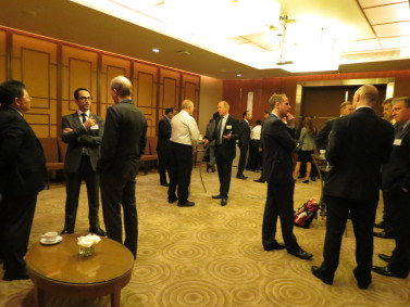 Accessing London Capital Markets Forum (Bangkok, 2015) - Group 2
