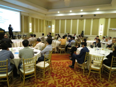 Accessing London Capital Markets Forum (Cambodia, 2015) - Group 1