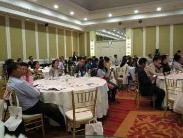 Accessing London Capital Markets Forum (Cambodia, 2015) - Group 2