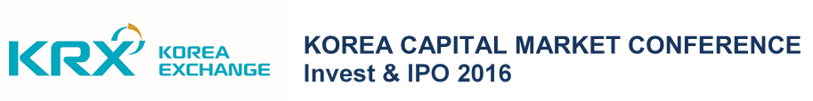 Event Banner - Korea Capital Market Conference - Invest & IPO 2016