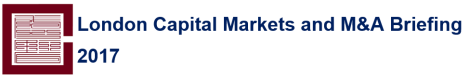 Event Banner - London Capital Markets and M&A Briefing