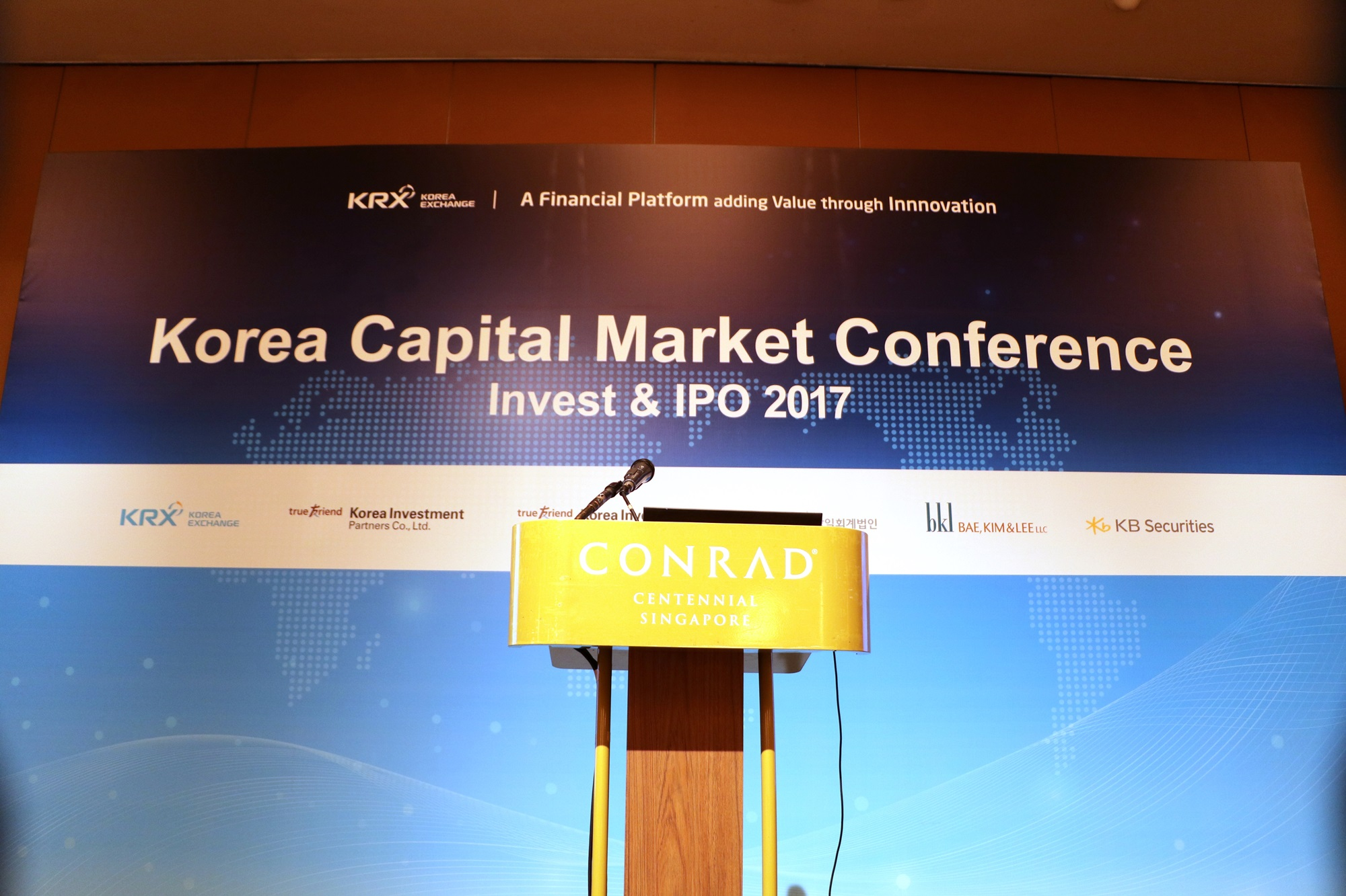 Korea Capital Market Conference - Highlights 1
