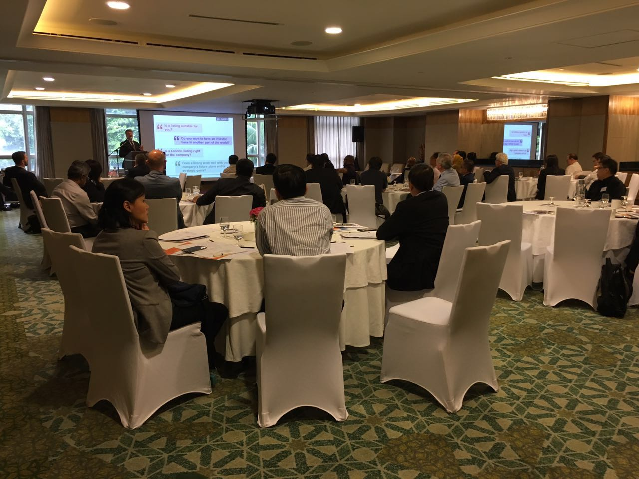 NEX Exchange Asia Roadshow 2017 - KL Session